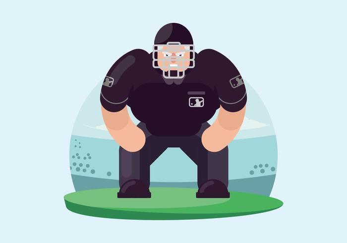Umpire Illustration