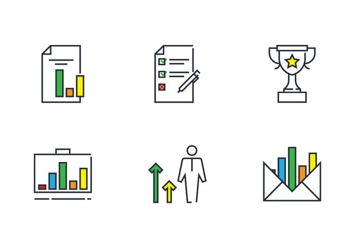 Bookkeeping Thin Line Icon