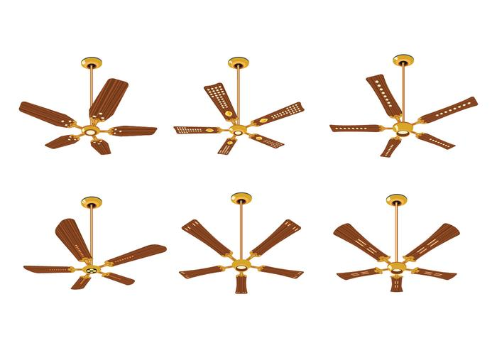 Electric Room Ceiling Fan Collection