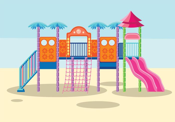 Playground Jungle Gym Equipment ou Jungle Gym