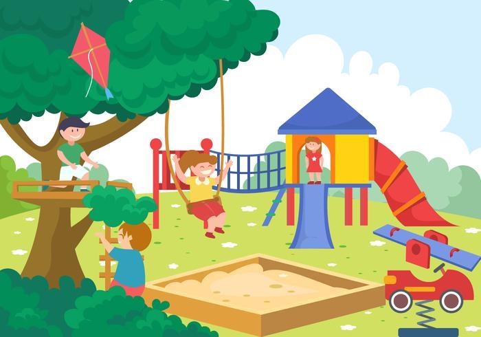 Jungle Gym For Kids
