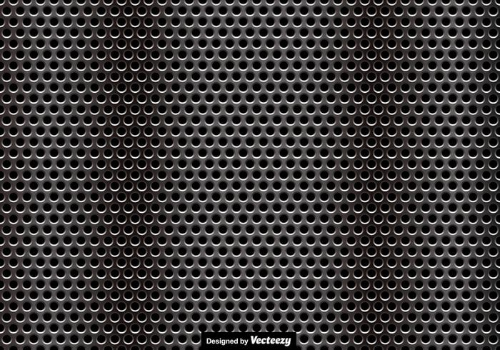 Vector SEAMLESS Speaker Grill Pattern