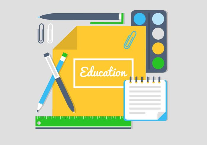 Free Education Vector Elements And Icons