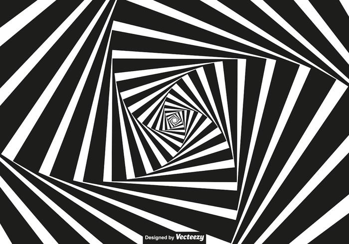 Vector Vertigo - Preto e branco