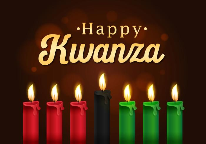 Happy Kwanzaa Greetings For Celebration