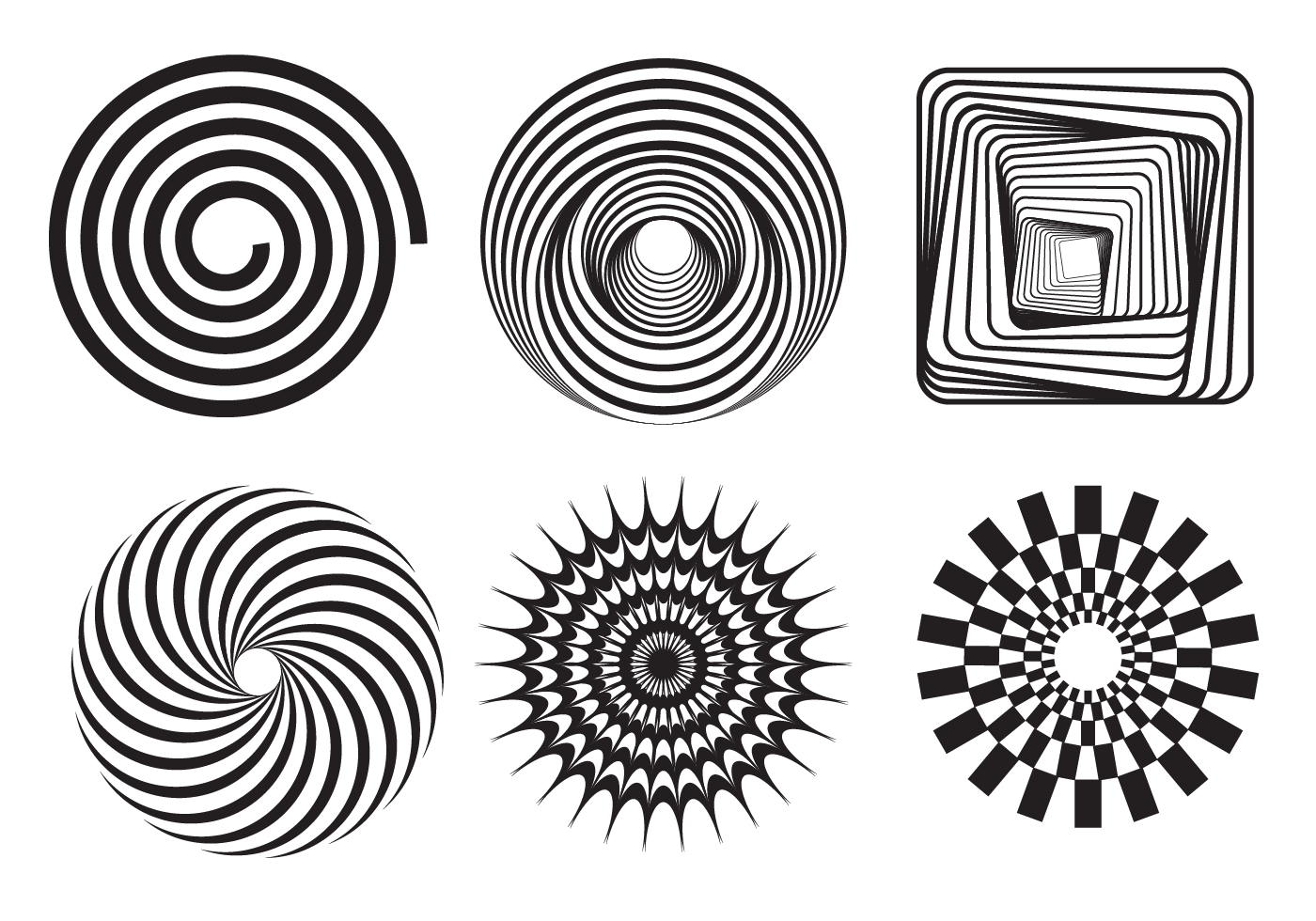 Vertigo Graphic Vector - Download Free Vector Art, Stock ...