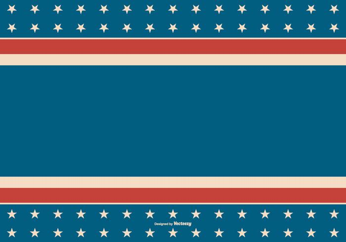 American Retro Style Patriotic Background | Stock Images Page
