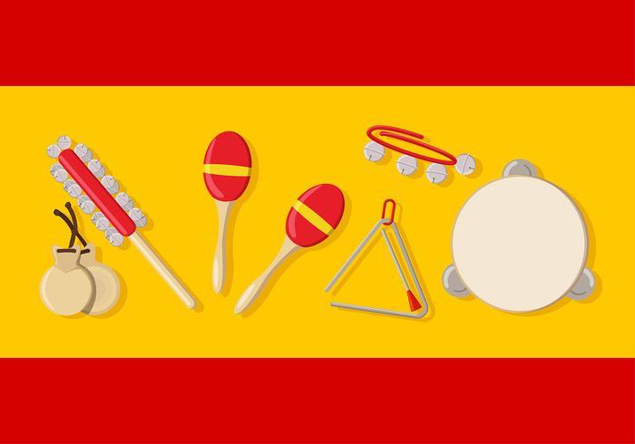 Spain Music Instrument