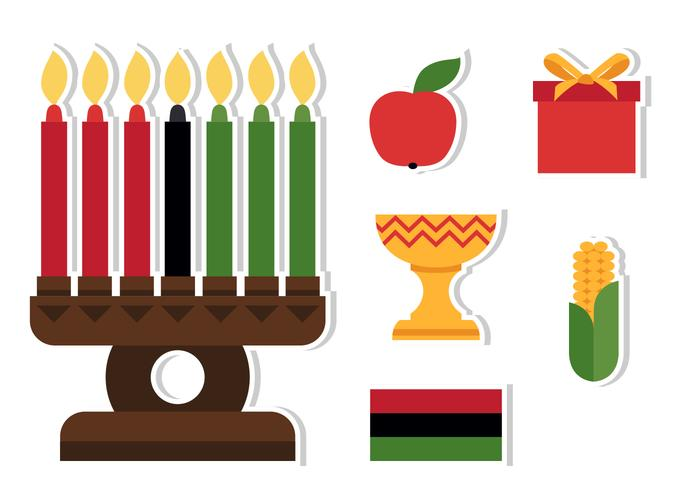 Kwanzaa Celebration Icon