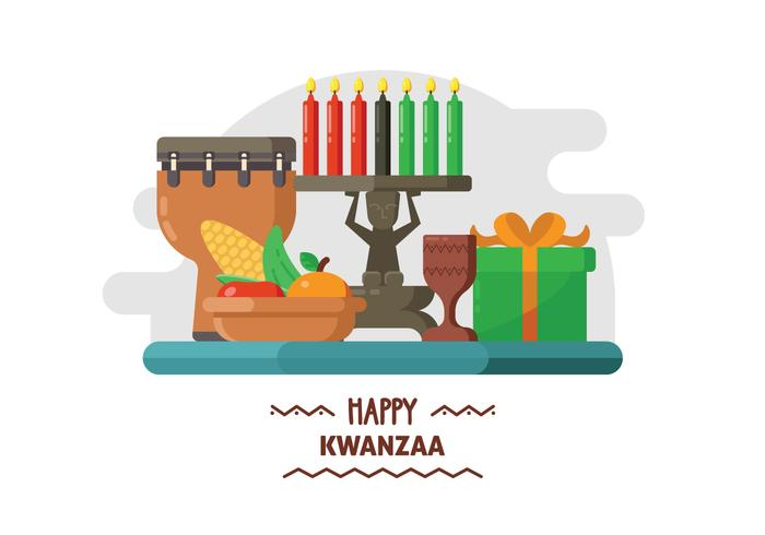 Happy Kwanzaa Greetings