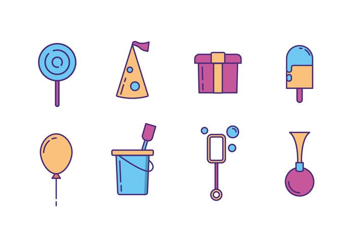 icono de iconos de niños gratis - Descargue Gráficos y Vectores Gratis