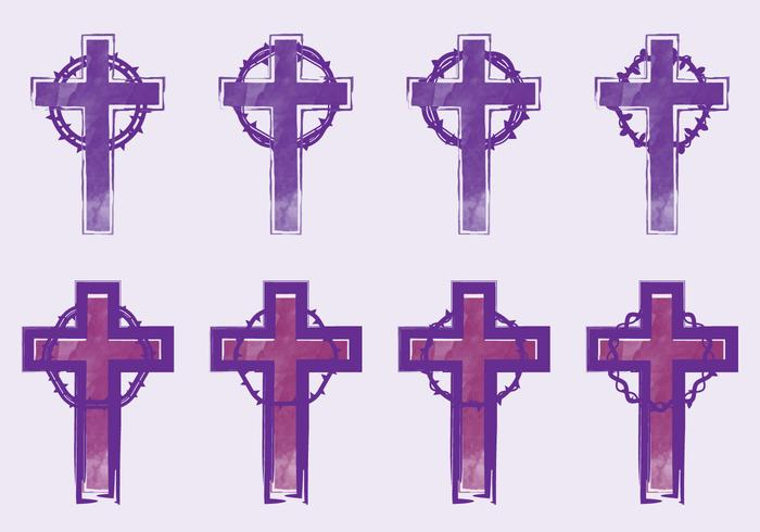 Lent Cross