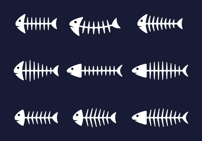 Fishbone Icons