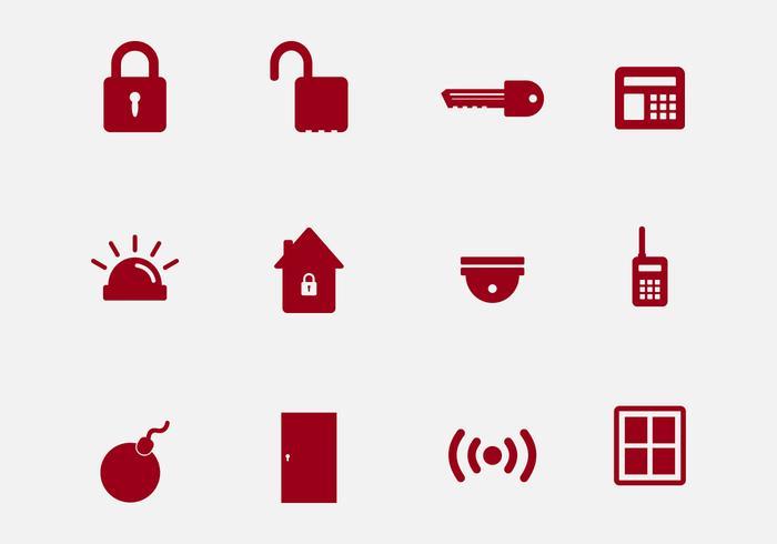 Iconos de Vectores