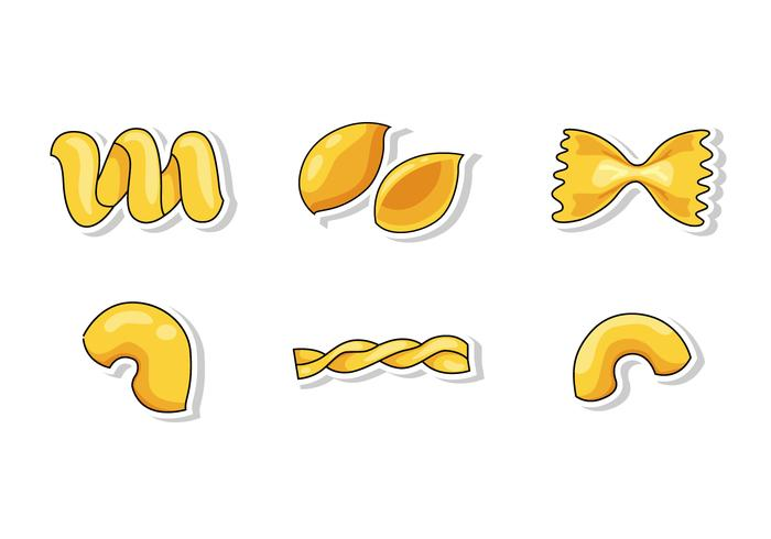 Cartoon Macaroni