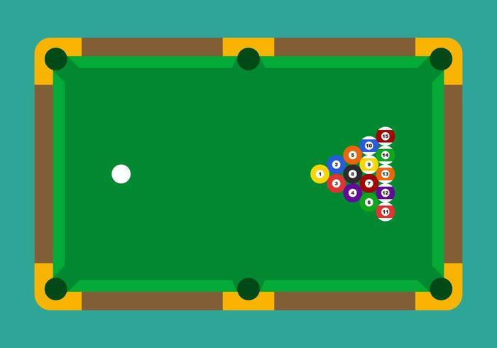 Free Outstanding Billiard Vectors