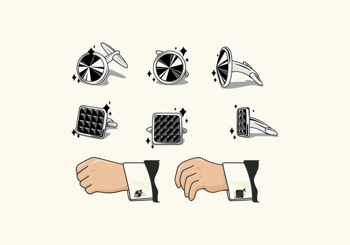 Cufflinks Element Vector
