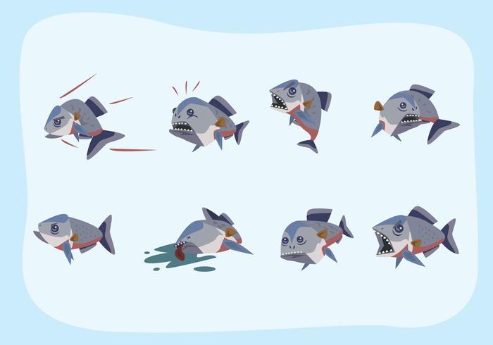 Piranha Vector