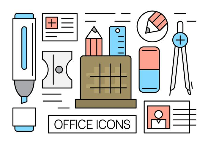 Kostenlose Office Icons