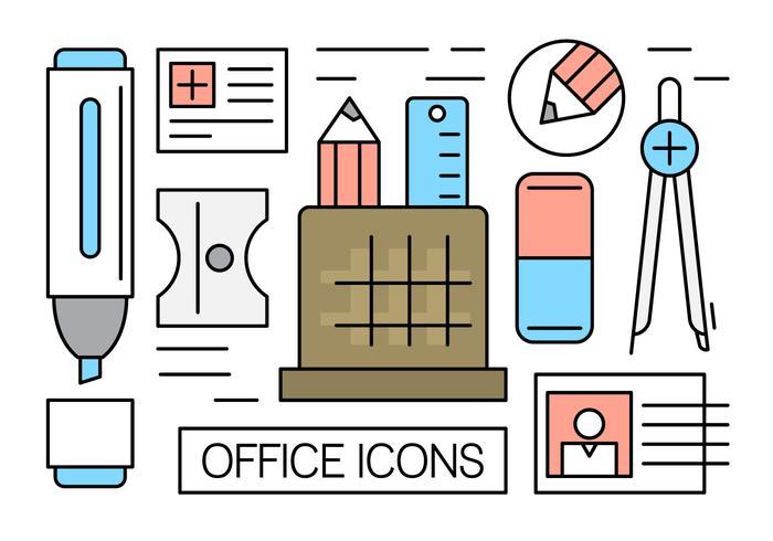 Gratis Office-iconen
