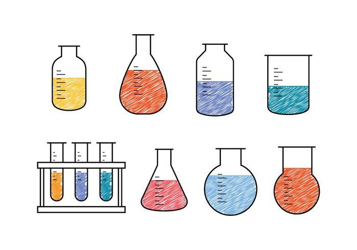 Vecteurs scientifiques vecteur