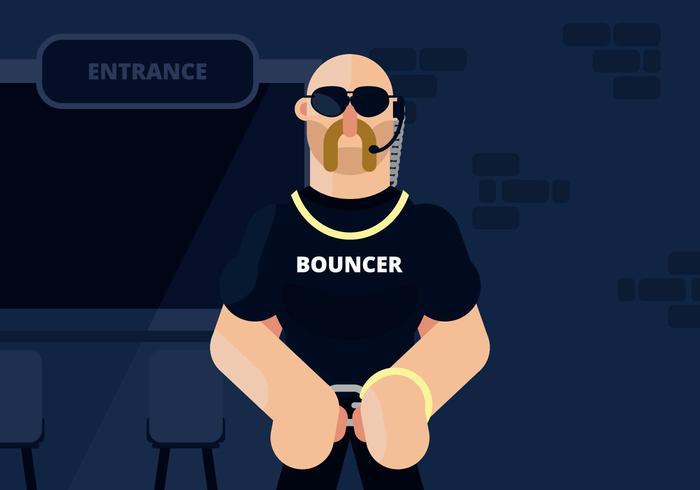 Ilustración de Bouncer