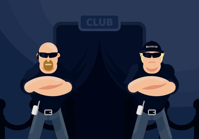Illustration de Bouncer
