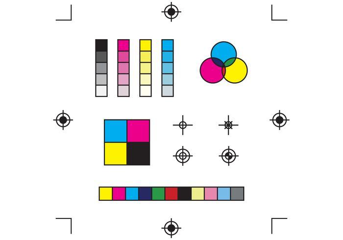 Printing Adjustment Vectors