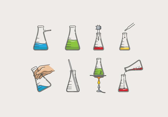 Erlenmeyer Flask Element