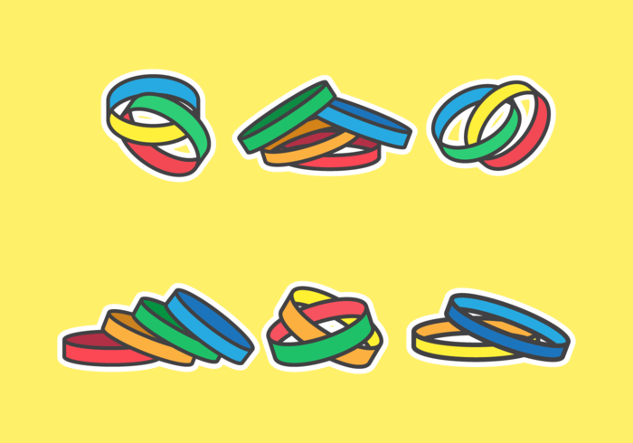 Wristband Free Vector Pack
