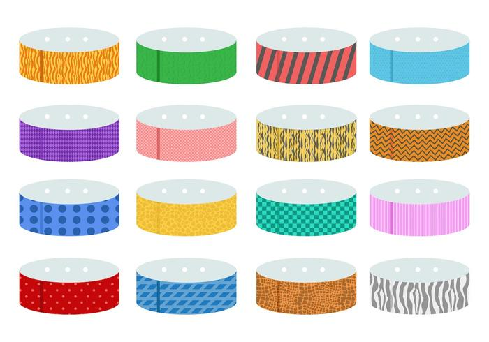 Free Wristband Vector