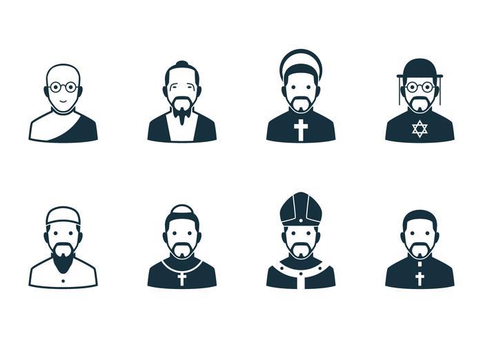 Religie Mensen Icon