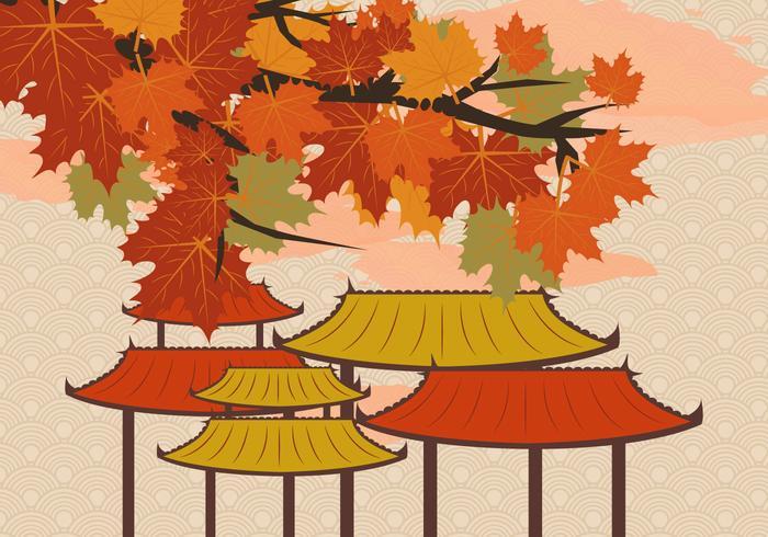 Japanese Maple Background