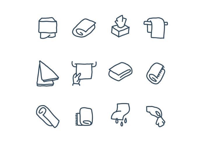 Napkin Icons
