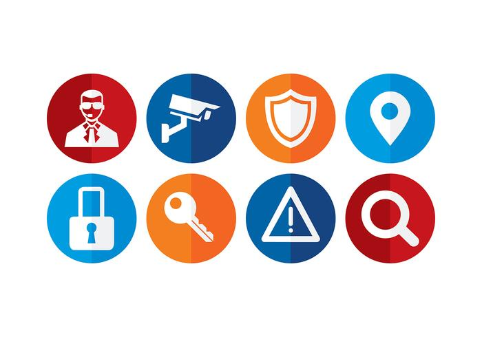 Security Icon Free Vector