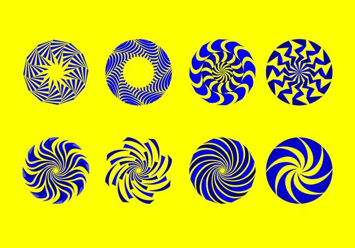Vertigo Swirl Free Vector