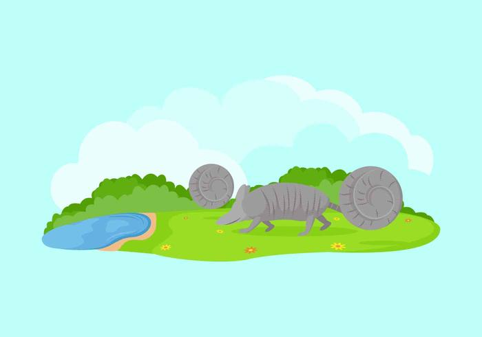 Free Unique Armadillo Vectors