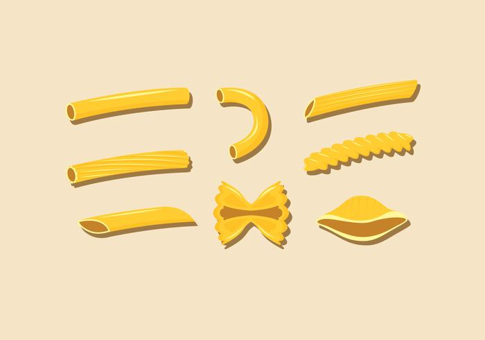 Elemento Vector Pasta
