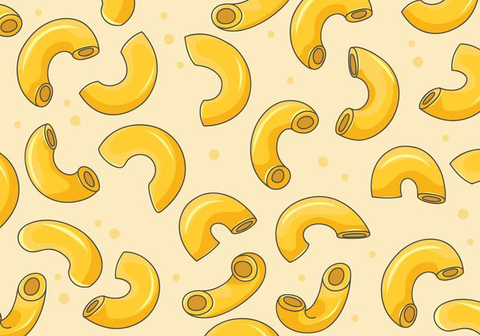 macaroni pattern background vecteur