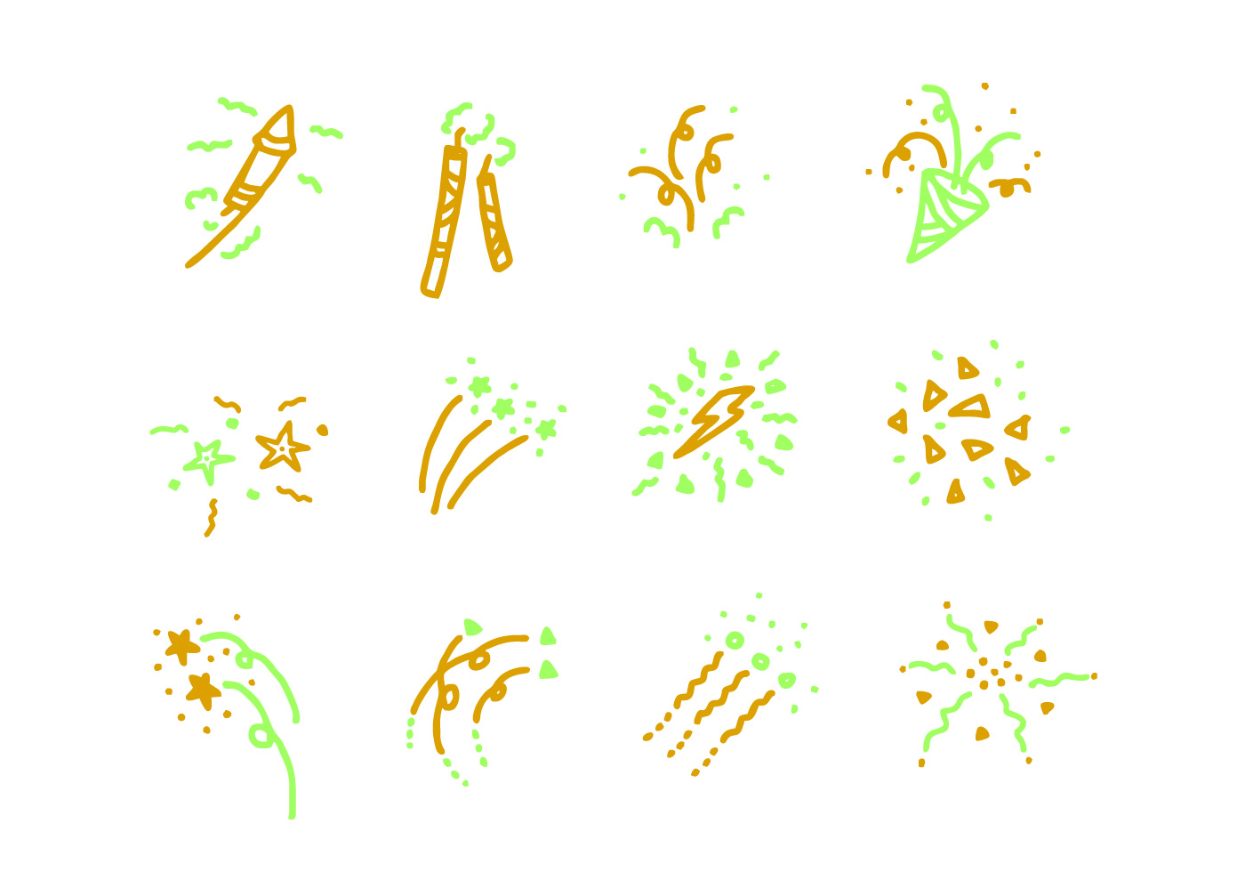 Fireworks Icon Set - Download Free Vectors, Clipart ... Fireworks Icons Free