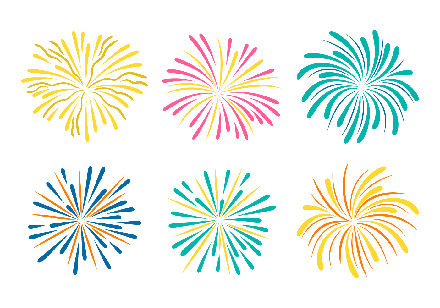 Fireworks Free Vector Art - (36,458 Free Downloads)Fireworks Icon