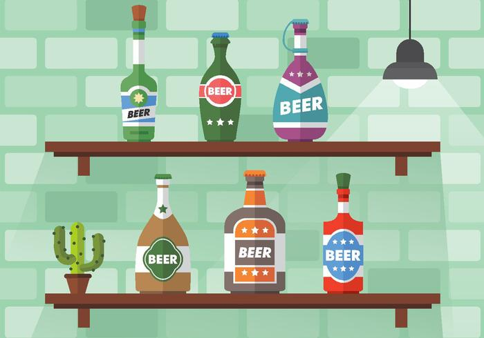Beer Stopper Vector Pack