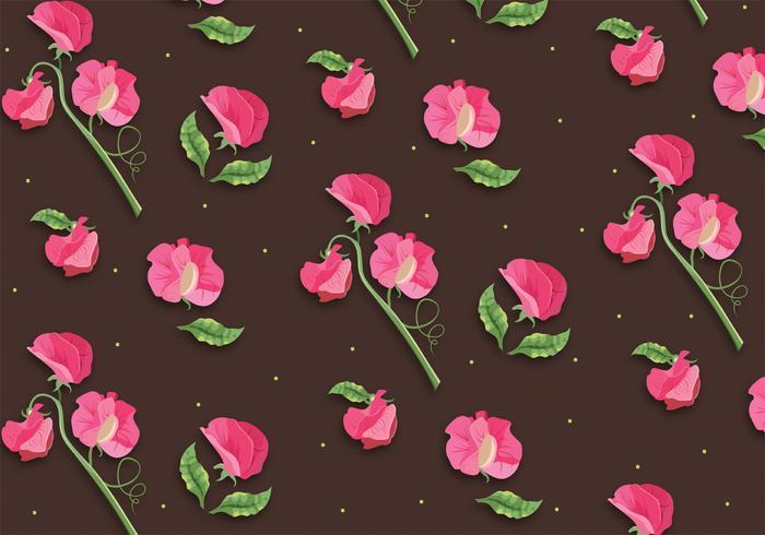Sweet Pea Pattern