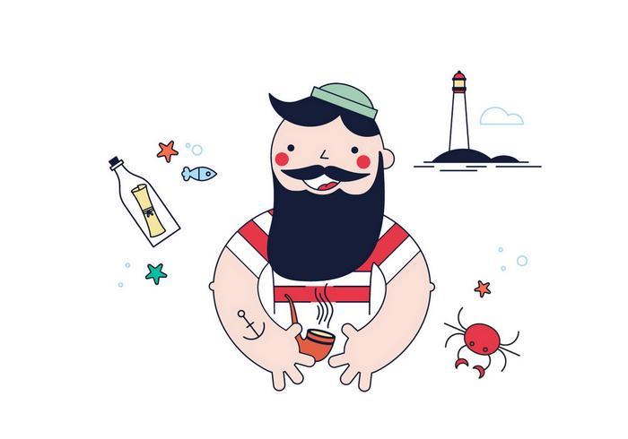 Vector Sailor Libre