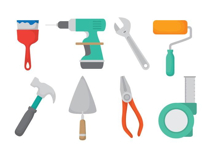 Bricolage Icon Set