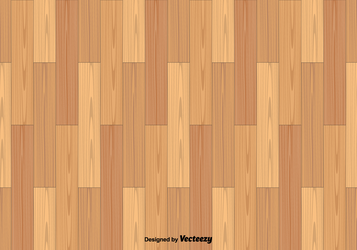 Vector Laminate Background With Wooden Texture - Download Free