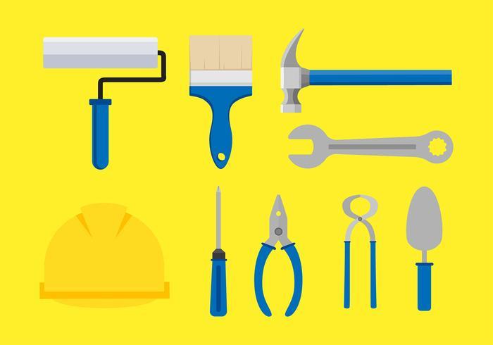 Bricolage Tools Free Vector