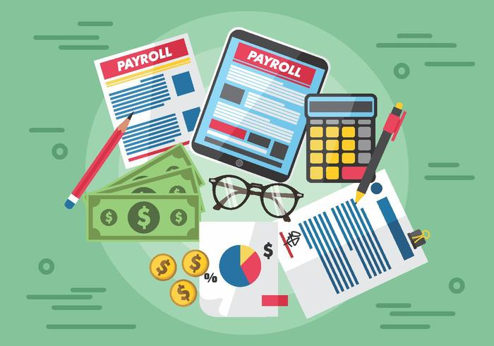 Payroll Vector Pack