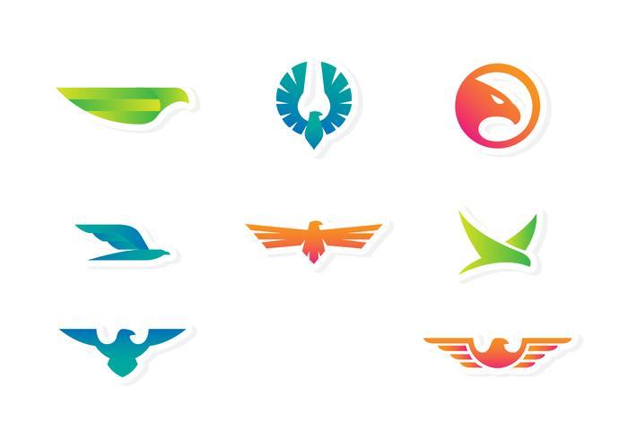 Conjunto de iconos de zarzamoras vector