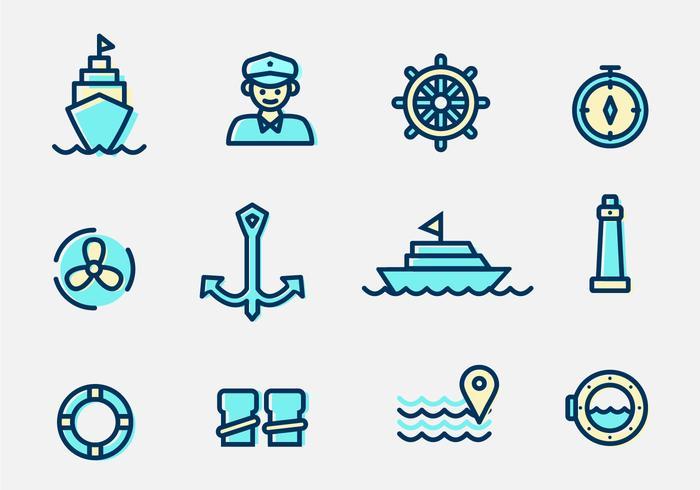 Free Harbour Vectors